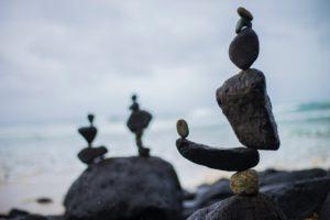 Gesundheit und Wohlergehen ausbalancieren - als Mensch und Führungskraft